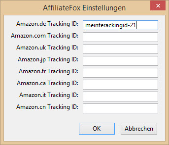 amazon-tracking-id-eintragen